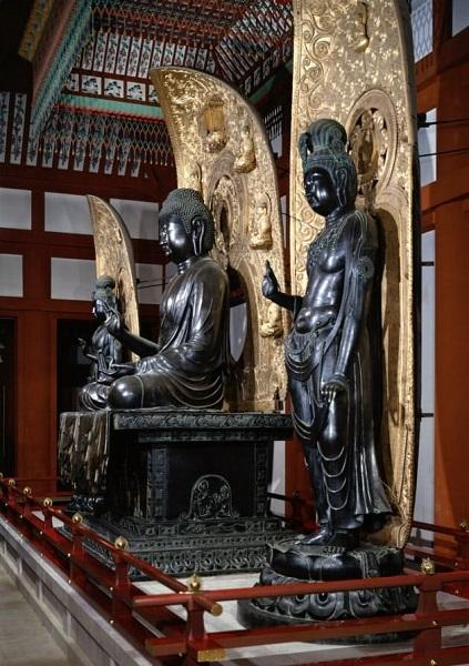 213.美術史時代区分①:薬師寺金堂・薬師三尊像