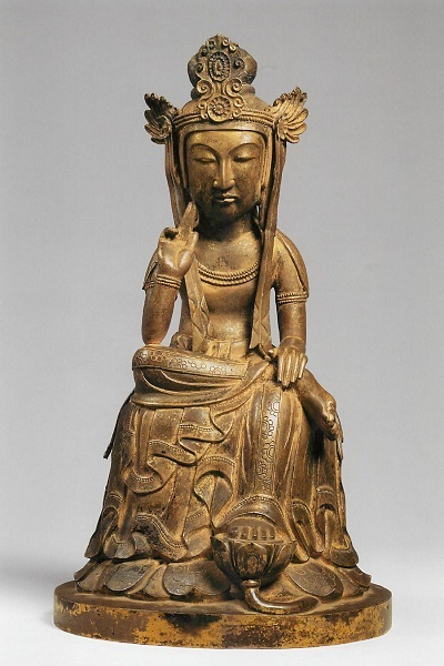 213.美術史時代区分①:野中寺・弥勒半跏像
