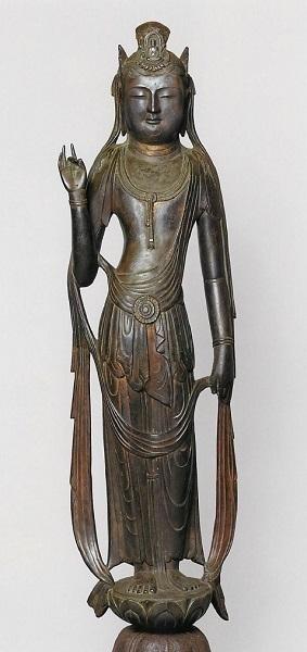 213.美術史時代区分①:鶴林寺・聖観音像