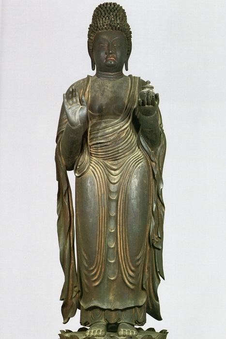 214.美術史の時代区分②神護寺・薬師如来像