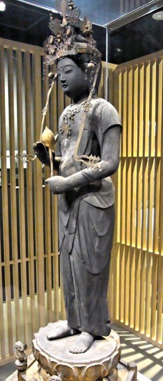 220振り返り②:集福寺・聖観音像(長浜市)