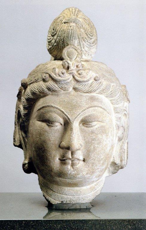 226天龍山石窟④:根津美術館所蔵・天龍山石窟菩薩像(21窟)