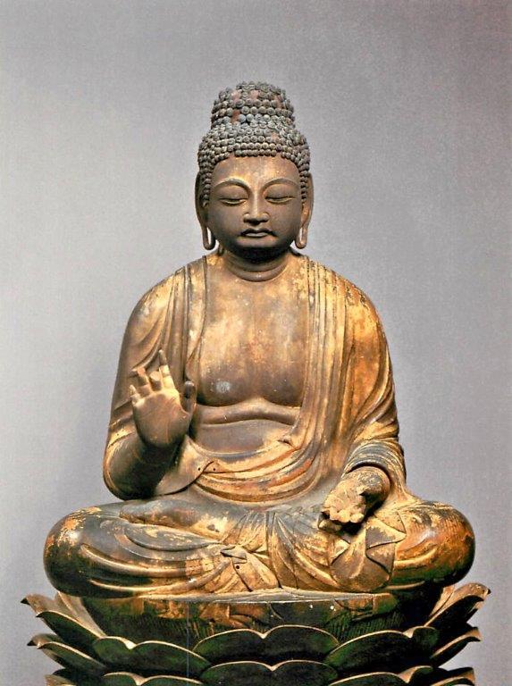 228天龍山石窟⑥:奈良博蔵・薬師如来像(国宝)~京都若王子社伝来