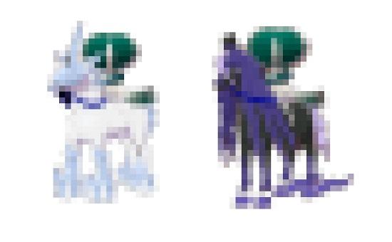【画像】ポケモン「鹿を馬に乗せたらおもろいやろなぁ…」ニチャァ