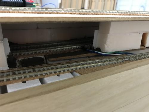センサー設置施工 (1)