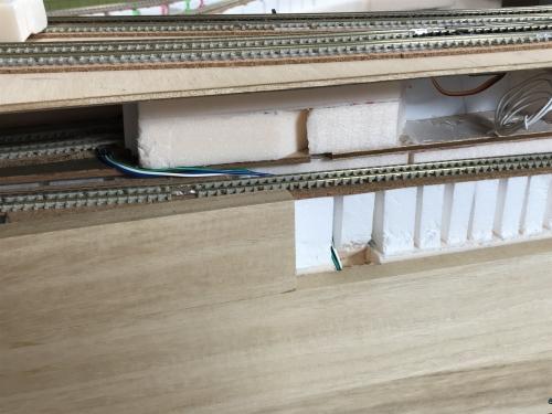 センサー設置施工 (3)