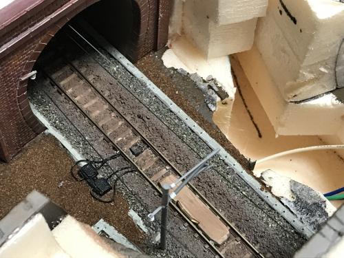 センサー設置施工 (4)