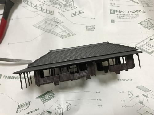 ローカル駅舎 (1)-3