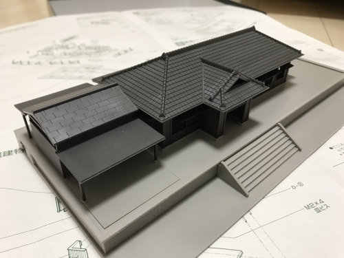 ローカル駅舎 (1)-7