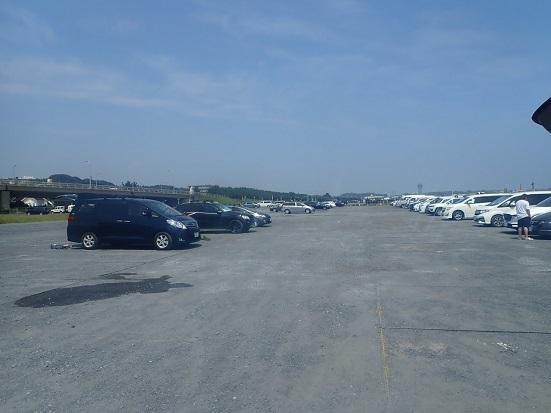 駐 車場 大洗 サン ビーチ 4.17(SAT)