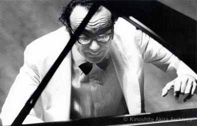 Alfred Brendel (c) Kinoshita Akira Archives