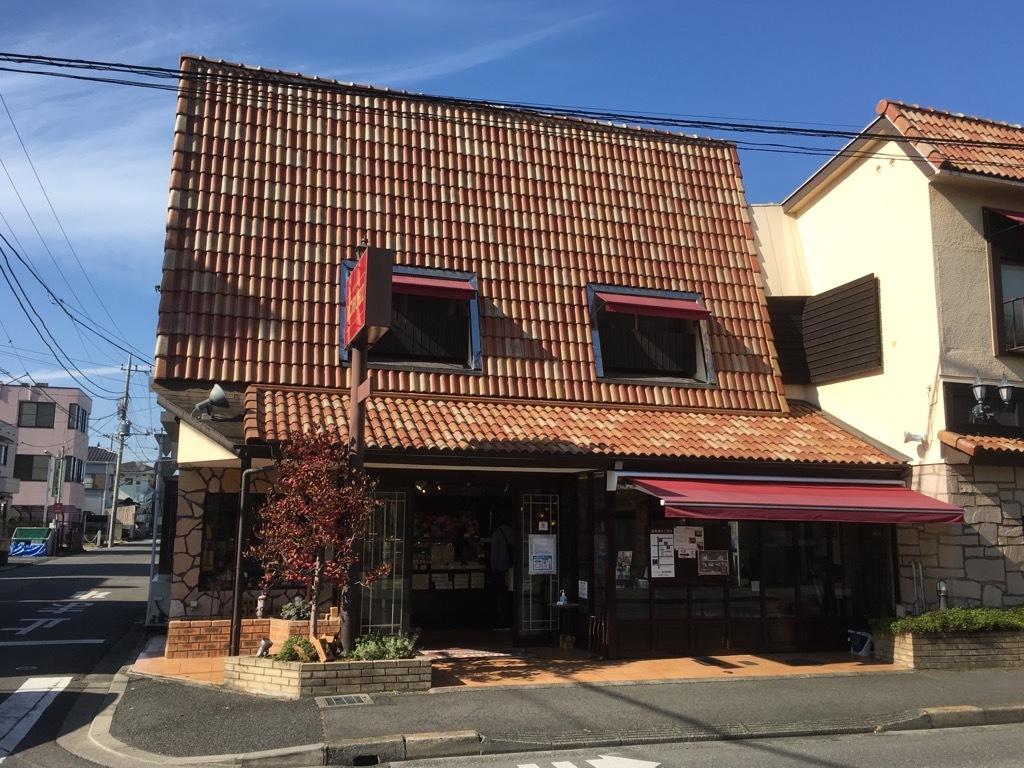 コボリ洋菓子店 外観