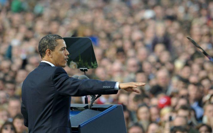 オバマ大統領 プラハ演説