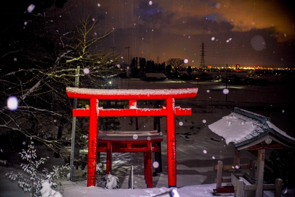 tane shrine snow 04