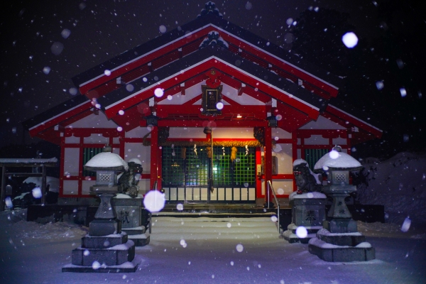 tane shrine snow 05