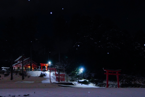 tane shrine snow 10