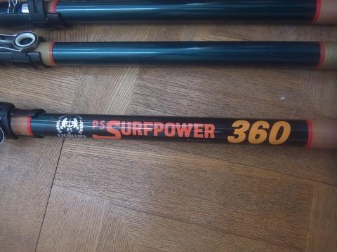 PSサーフパワー360
