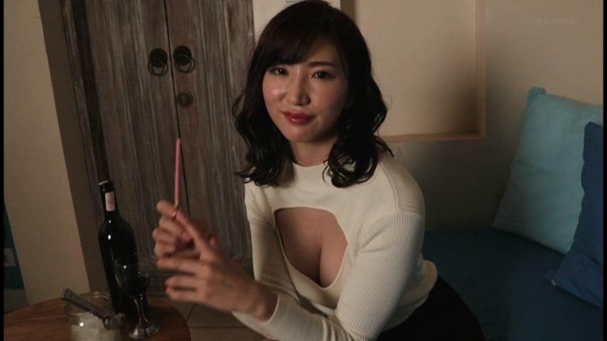 松嶋えいみ 先輩、キスして_キャプチャー_23