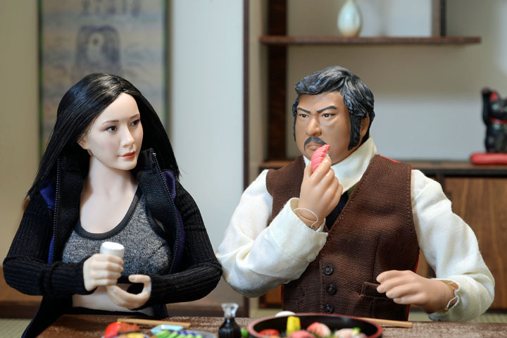 今日は贅沢お寿司の日26