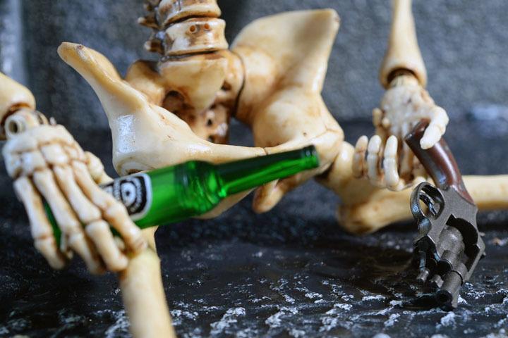 Human Skeleton Body 20 0026