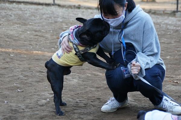 201123up02モスくん&ちこ丸くんママ③