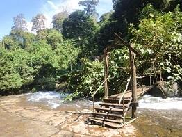 テバダの滝2 1