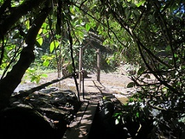 テバダの滝 2
