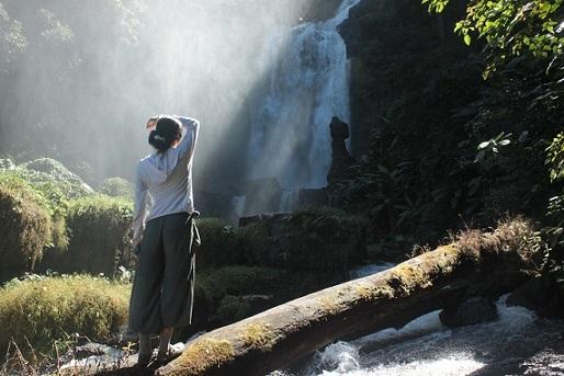 テバダの滝 3