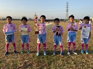 11.15(日)2年キッズリーグ最終日写真⑩集合