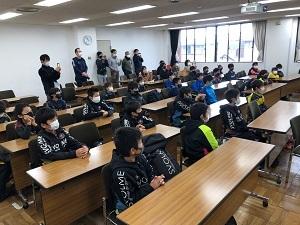 3.20(土)五期生卒団式写真②