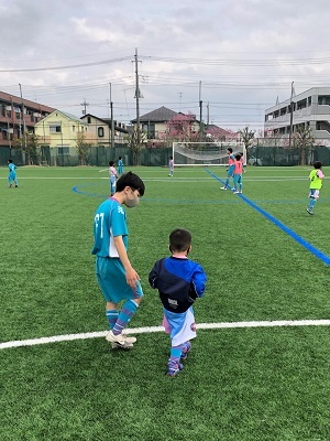3.20(土)みんなでサッカー写真③
