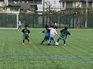 4.4(日)浅川G-新3,2TM☀️カラーズ、トリアネーロ写真③