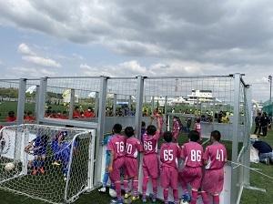 4.2(金)清瀬・被災地交流サッカーフェスティバル写真③