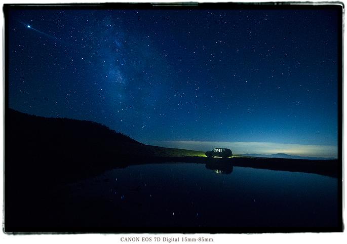 大鹿村天空の池の星2006tenkuunoike05.jpg