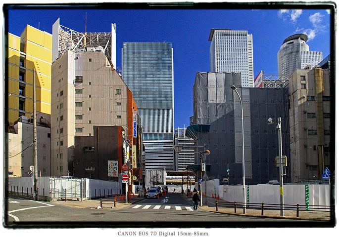 名古屋駅西口リニア工事解体再開開発現場2012nagoyawest02.jpg