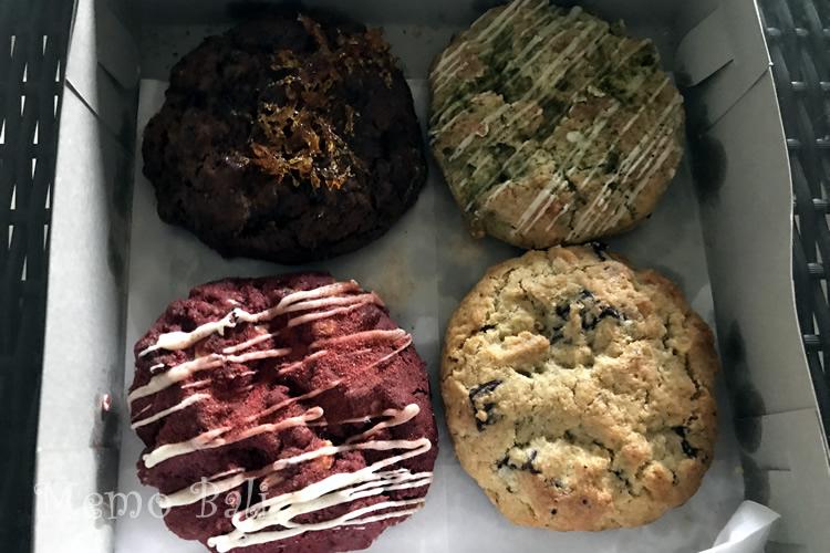 バリ島「Gumi Cookies(グミ クッキーズ)」Memo Bali