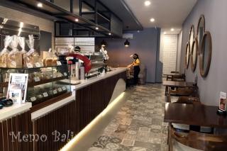 バリ島「Kakiang bakery denpasar(カキアンベーカリー デンパサール)」Memo Bali