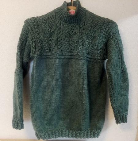 Jrmamaのセーター