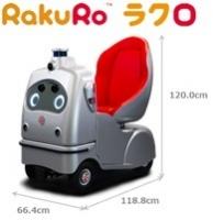 自動運転車 ラクロ