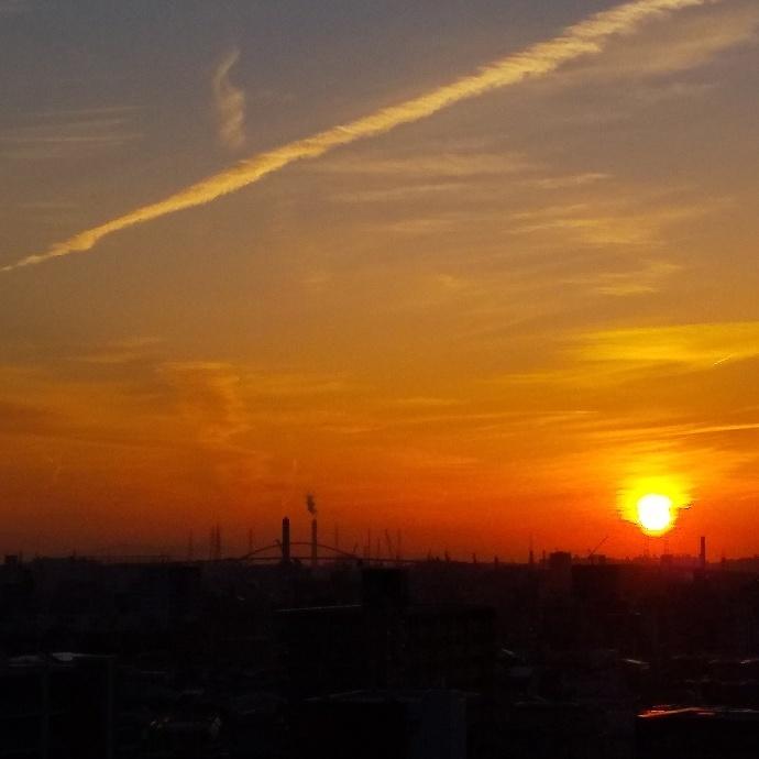 200312夕陽