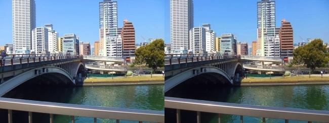 天神橋(交差法)