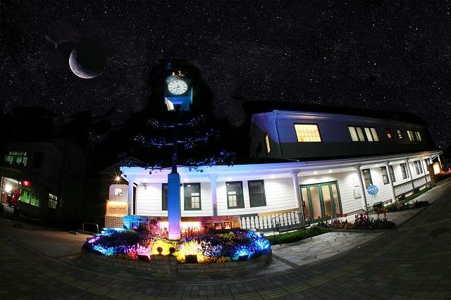 夜の時計台最終形