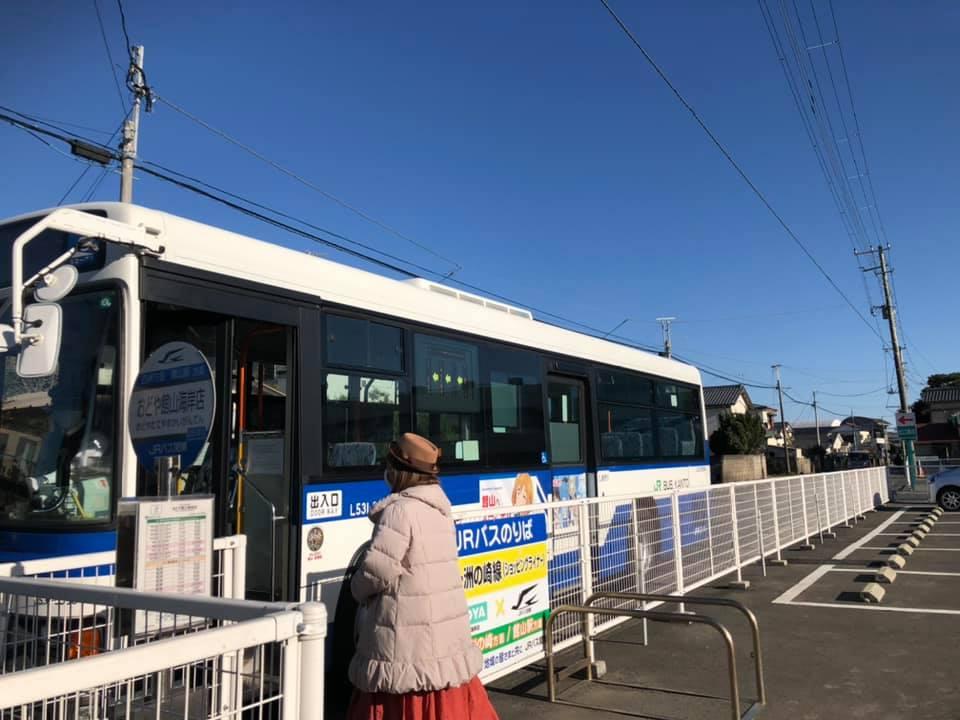 20210114海岸おどやバス停
