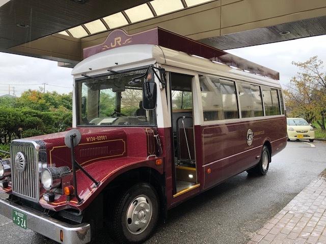 循環バス試乗会1