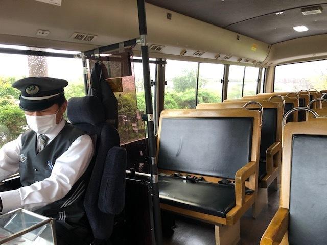 循環バス試乗会2