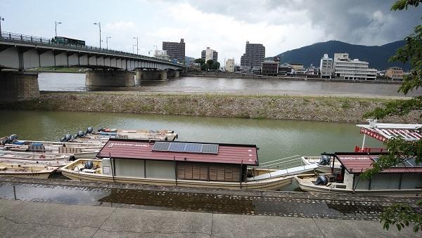 7月1日の長良橋