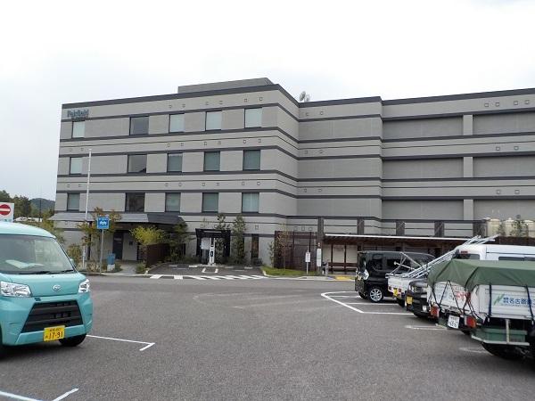 道の駅美濃ホテル