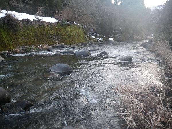 21年初栗巣川