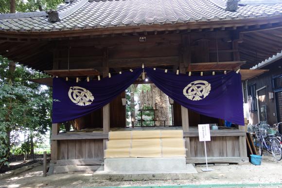 矢作神社例大祭2020-11