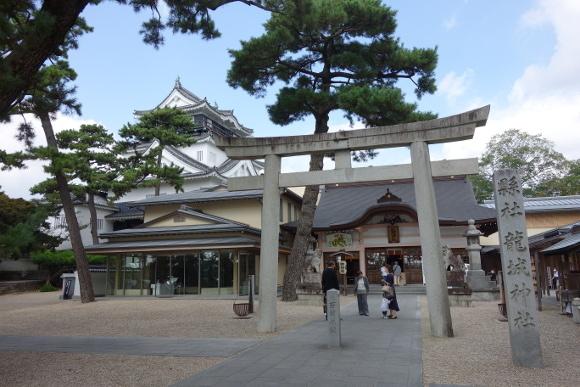 岡崎城09